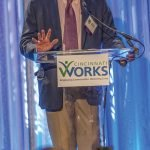 Dave Herche, CEO and chairman of Enerfab and chairman of Cincinnati Works