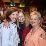 Kelly Collison, Anita Minturn, Catherine Tepe