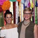 Tiffany Mann and Katherine Schiebel