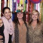 Kim Christ Blair, Tammy Kerr and Debi DeBellevue