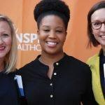 Mary Maune, Denisha Porter and Sara Bolton