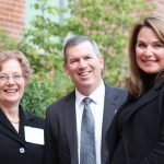 Colleen O'Toole, Tim Putnam and Linda Smith Berry