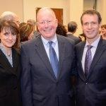 Maggie Hessling, Mike Oestreicher and Tedd Freidman