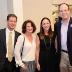 David Weiskopf, Amy Weiskopf, Jennifer Stein and John Stein