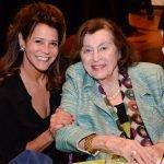 Lauren Chesley and Rhoda Mayerson