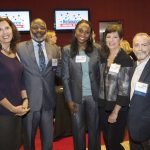 Lisa O'Brien, Carl Satterwhite, Ashley Ogletree, Christie Brown and Alan Brown
