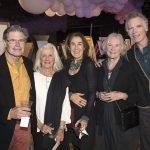 Paul Shortt, Marcia Shortt, Jan Portman, Helen Heekin and Wym Portman