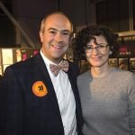 Eric Avner and Adrienne Cowden