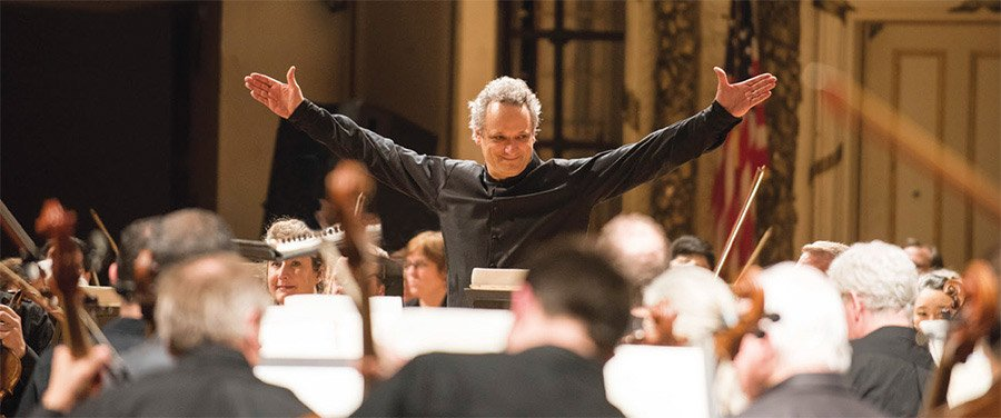 Louis Langree will conduct Brahms Fest
