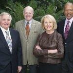 Honorees William P. Butler, John P. Williams Jr., Charlene Ventura and Dr. Victor F. Garcia