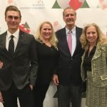 President Vicente Fox with Cincinnati relatives