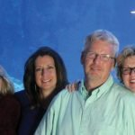 JoAnn Stamper, Gina Murray, Dave Stamper, Kathleen Huesman.JoAnn Stamper, Gina Murray, Dave Stamper, Kathleen Huesman