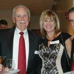 Susan and Jay Clark, Lisa and Dr. Randy Broun