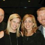 Mark and Tina Yelton with Gina and Mark Rust