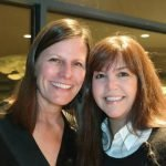 Elaine Fenning and Jill Donnelly