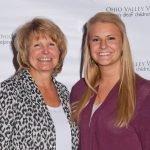 Committee member Patty Wilken and Amanda Wilken