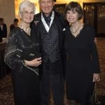 Susan Tew, Dr. John Tew and Cindy Starr