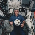 Astronaut Rich Clifford