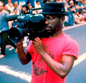 Film maker and activist Marlon Riggs