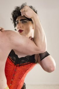 """Rocky Horror"" opens this week at Warsaw Federal Incline Theater. Photo by Mikki Schaffner"