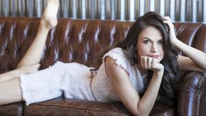 Broadway darling Sutton Foster sings with JMR and the Pops this weekend.