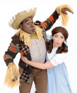 "Children's Theatre of Cincinnati presents ""The Wizard of Oz"" at the Taft Theatre."