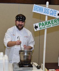 Chef Joel Gregorcyk of Parkers Blue Ash Tavern