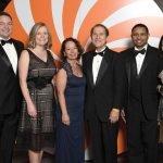 David Coppage and Dr. Kristin Coppage, Mary Clement, Mark Clement, Dr. David Dhanraj, Melanie Dhanraj