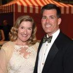 Rebecca Johnson and Dr. Steve Johnson