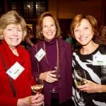 Sandy Nagel, Betsy Hendy and Ginny Niehaus
