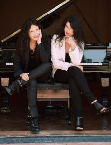 Katia and Marielle Labeque play Mozart with the CSO this weekend.