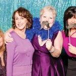 Nancy Schulte, Charlotte Grayson, Eileen King and Angela Solzsmon