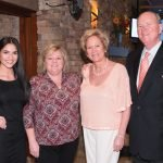 Angelia Hutchison, Patti Zesch, Mary McGraw and Mike McGraw