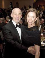 Honoree Steve Shifman and wife Julie