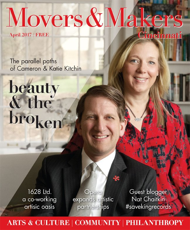 Movers & Makers April 2017