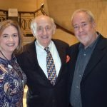 Alecia Kintner, Dick Rosenthal and Jim Borgman