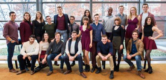 CCM's 2017 musical theater seniors