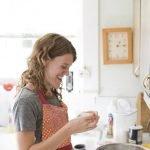 Cookbook author Teeny Morris