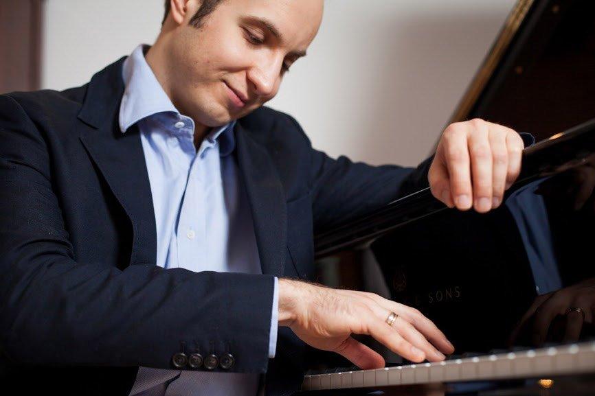 Alexander Gavrylyuk plays Gershwin with the CSO.