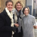 Debbie Carr, Rose Eubanks and Kathy Nardiello