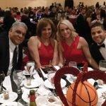 Joel and Christi Cornette, Kristin and Jonathon Cornette