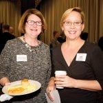 Annemarie Henkel and Lynn Migliara