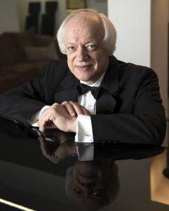 Pianist Sergei Polusmiak