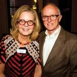 Hosts Ellen and Clark Sole