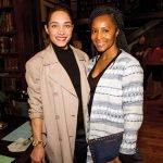 Marsha Ashley and Chaka Buraimoh