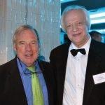 Dr. Lee Greiner and Sergei Polusmiak