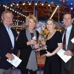 Janet and Dan Geeding with Alyson Robey and Don Holmes