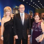 Carri Chandler, Mike Goss and Karen Polan of Toyota Motor North America