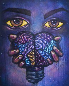 """Manifest"" by Terrance Mann at Pyramid Park"