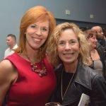 Local 12's Sheila Gray with retired WCPO anchor Carol Williams